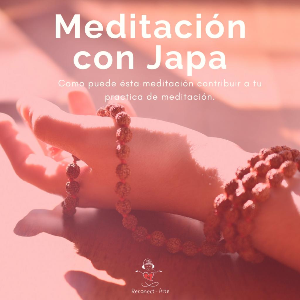 Meditación con Japa